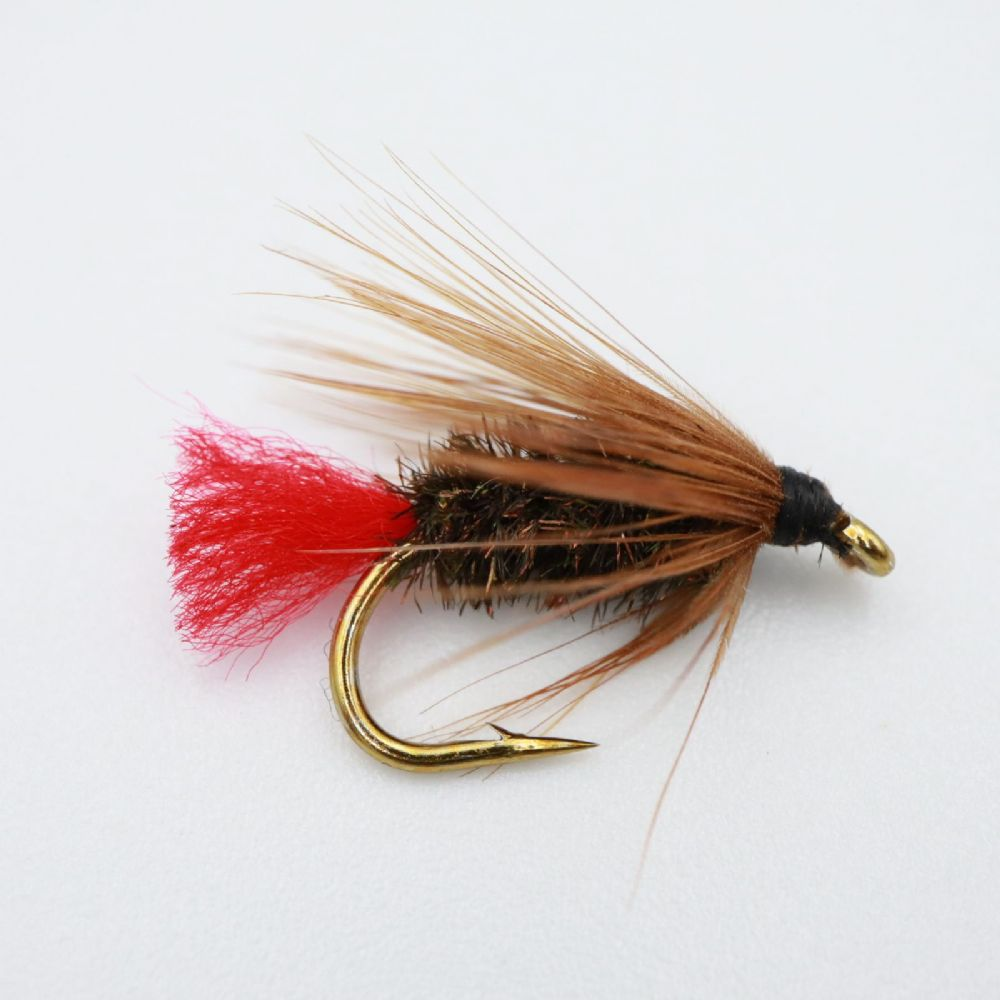 Red Tag Fishing Fly
